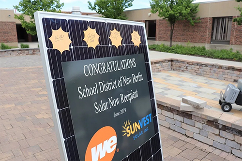 Solar Now Is Part Of We Energies And Wec Energy Group's Plan To Create A Clean Energy Future