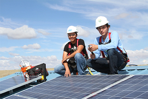 Spokane Tribe Goes Solar with Private, Fed Funding
